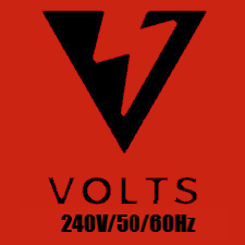 240V/50/60Hz International