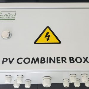 PV Combiner Boxes